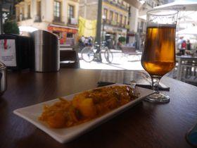 飲み物を頼むとタパスが無料?スペイン・グラナダの嬉しいバルのシステム
