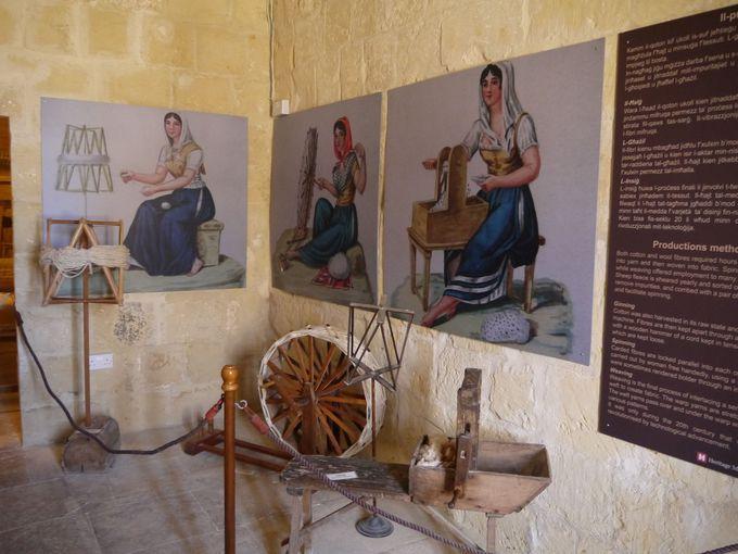 ゴゾ島の歴史や生活がわかる!見応えのある博物館
