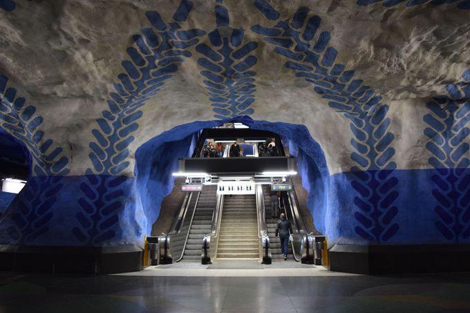 2.ストックホルム中央駅