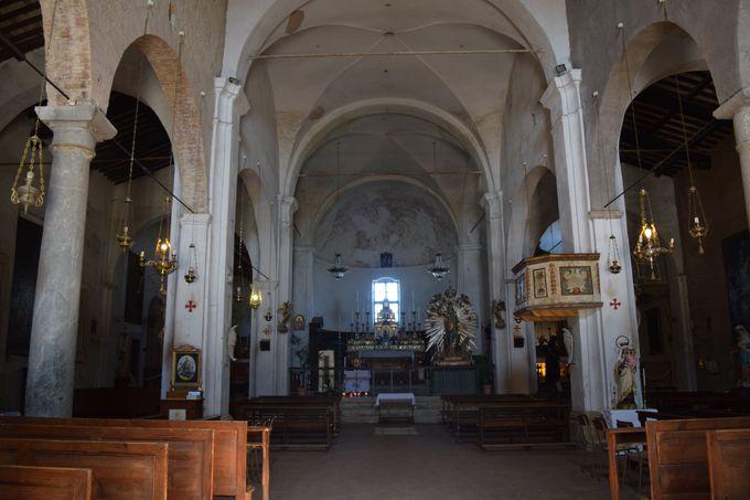 街の中心「聖・ドナート教会」