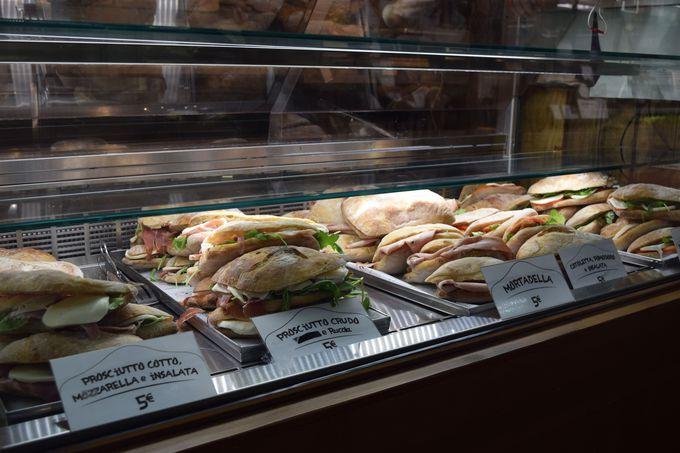 イタリア食の宝庫!バラエティ豊かななお店が勢ぞろい!