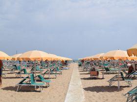 ビーチも!遺跡も!イタリア屈指のリゾート「リミニ」