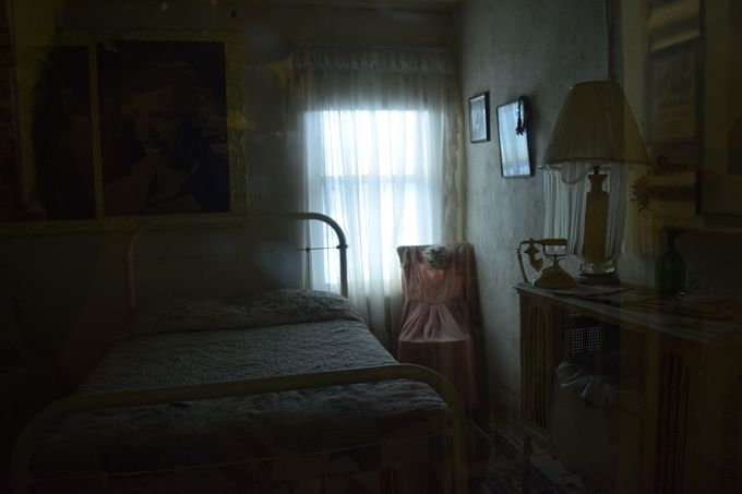 「OATMAN HOTEL」は風と共に去りぬのクラーク・ゲーブルのハネムーン宿
