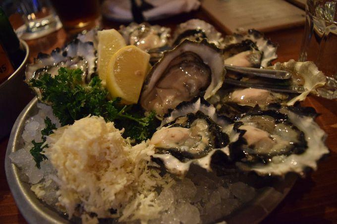 生牡蠣は必食!いろんな食べ方が楽しめます!