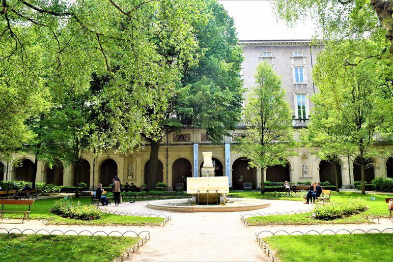 リヨン・シティカードを手に入れたら一番に訪れたい!「リヨン美術館」