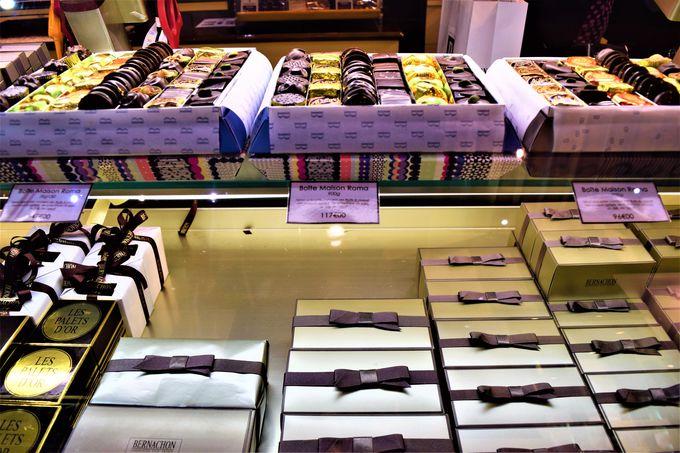 世界で1店舗!リヨンのショコラトリー「ベルナシオン」