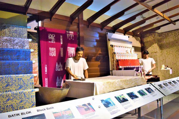「国立テキスタイル博物館」で服飾文化を通じてマレーシアを知ろう!