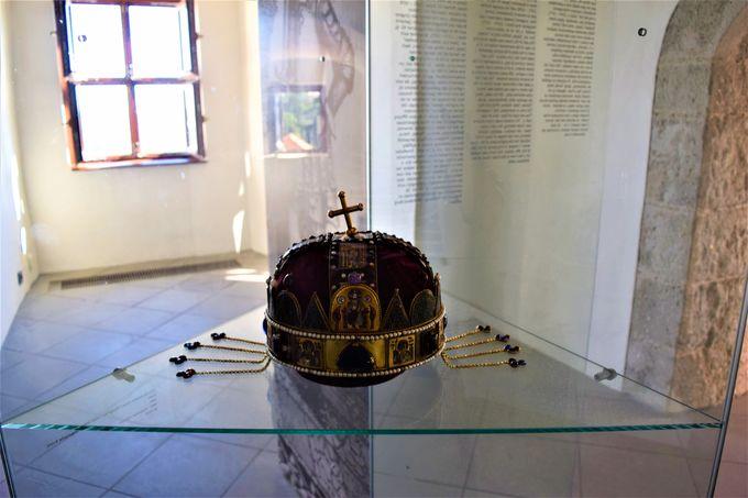 ブラチスラバ最大の見どころ「ブラチスラバ城」
