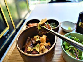 最高級韓牛のステーキ丼!ソウル「han6gam」の平日限定ランチ