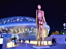 いま東大門が面白い!ソウル話題のDDPでアートに触れよう!