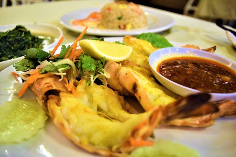 ランカウイで各国料理を楽しもう!一押しレストラン5選!