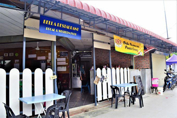 THE地元飯を食べるなら「Bella Restaurant」へ!