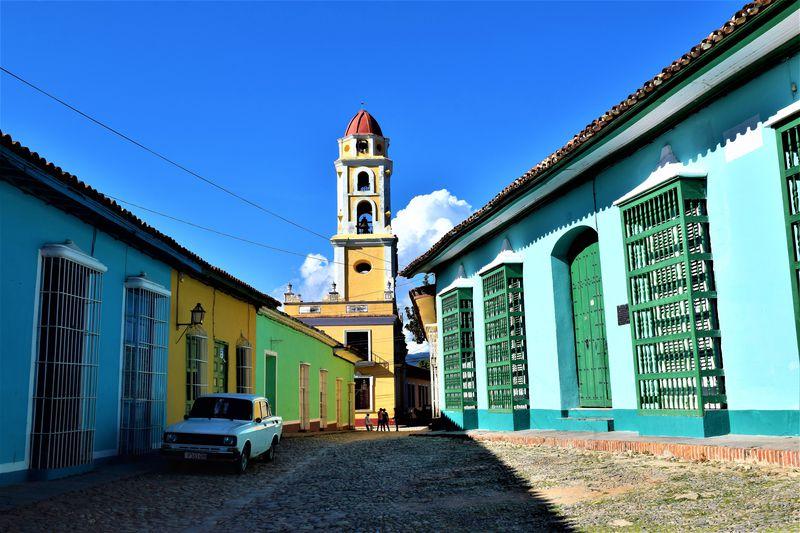 キューバ・古都トリニダーで歴史を知る!オススメ観光スポット4選