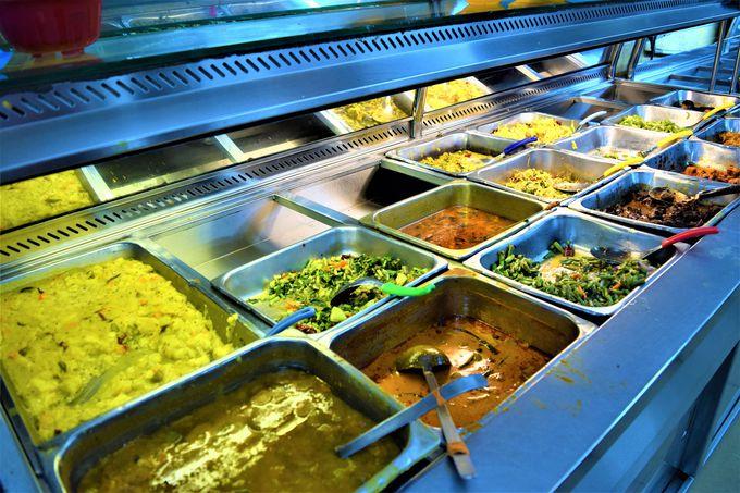 美味しい本格派カレーに出会える!24時間営業の「Seetharam」