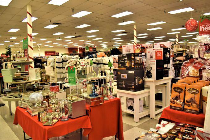 人気のターゲットも!色々なお店が集まる「メリーランド・パークウェイ」