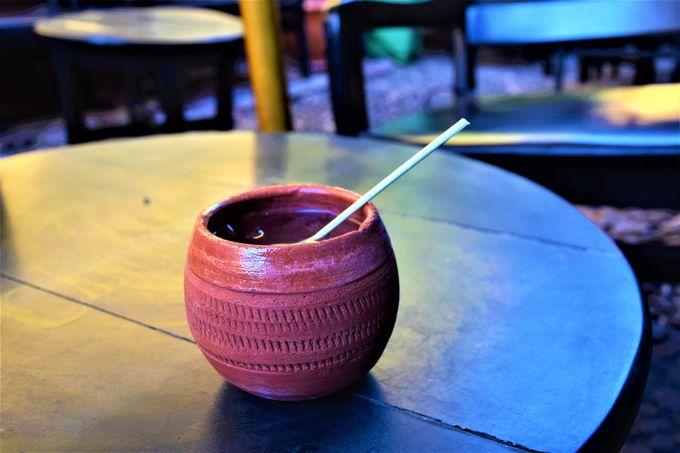 古都トリニダーでご当地ラム酒カクテルを!
