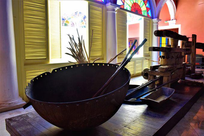キューバとラム酒の歴史がわかる「ハバナクラブ博物館」