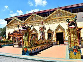 ペナンで世界各国お寺巡り?モスクやタイ寺院で世界の神様に出会おう!