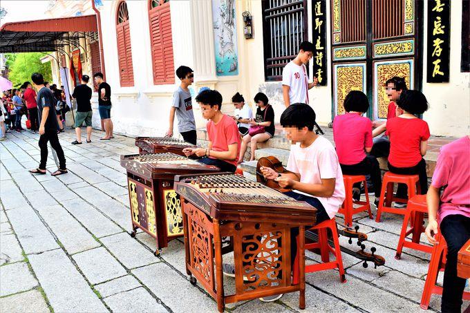 ペナンで一番豪華!中国寺院の「クー・コンシー」