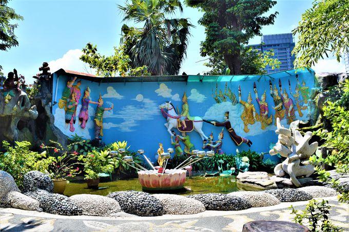 ペナンの「ビルマ寺院」でミャンマーを感じよう!
