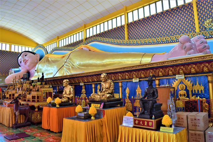 5.寝釈迦仏寺院