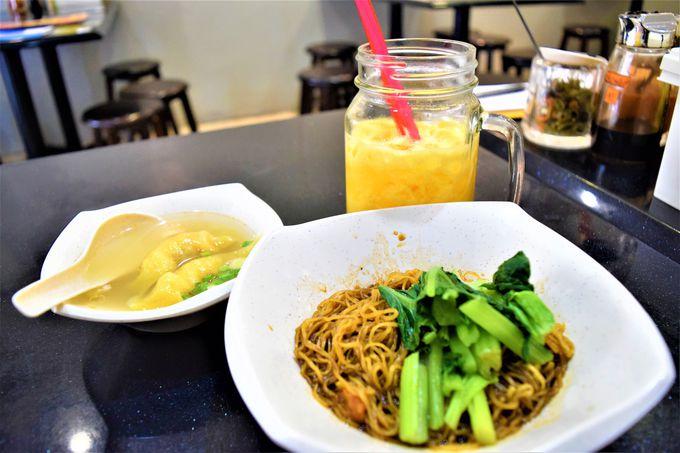 麺料理はコレ!マレーシアの国民食パンミー