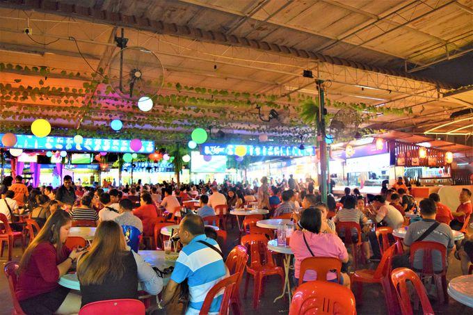 ペナンで訪れたい!美食の屋台「レッド・ガーデン」