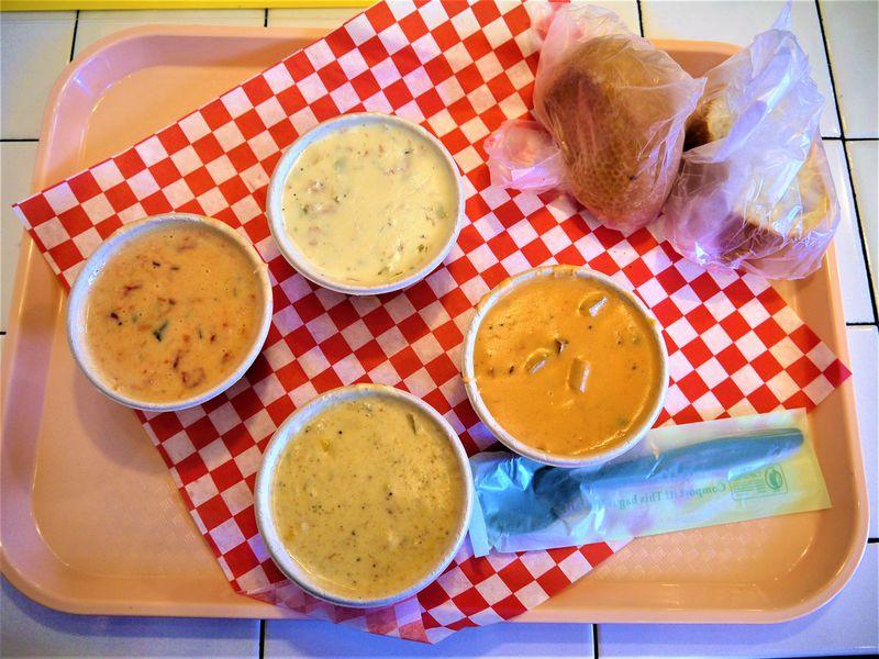 美味しいシアトルを食べ歩き!パイクプレイスマーケット必食5店