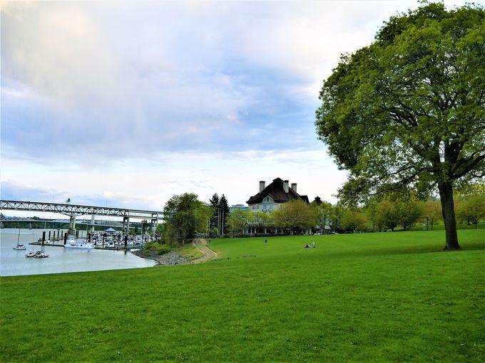 緑豊かな公園や景色!ポートランドの自然を楽しもう