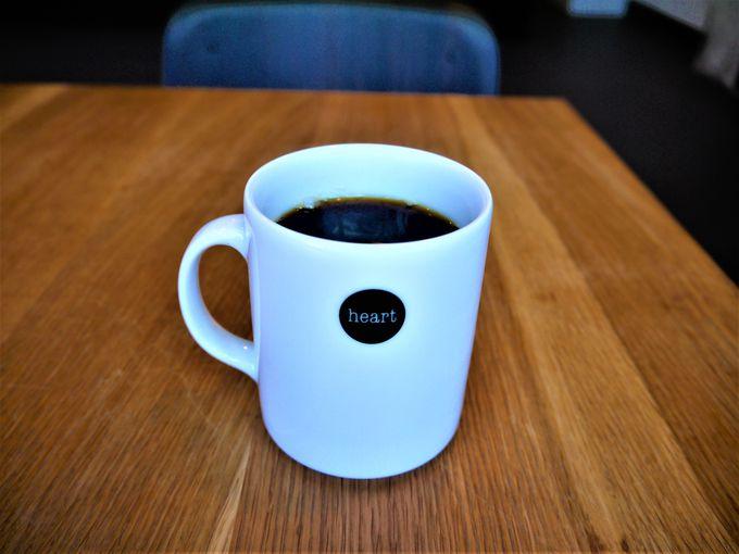 コーヒーの街!こだわりのカフェを楽しもう