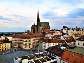 骸骨や牢獄のお城?チェコ第2の都市ブルノは魅力がいっぱい!