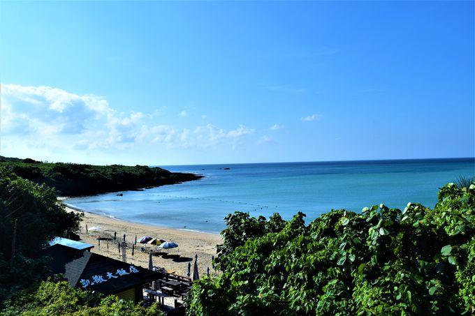 青い海!台湾のビーチを満喫しよう