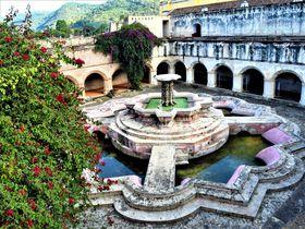 ぜひ見たい!グアテマラの古都アンティグアの美しき廃墟たち