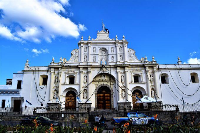 ぜひ見たい!グアテマラの古都アンティグアの美しき廃墟たち ...