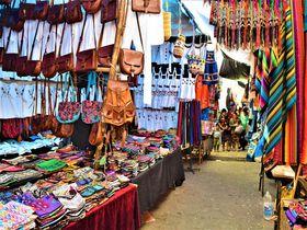お土産も!グアテマラ「チチカステナンゴ」でカラフルな街歩き