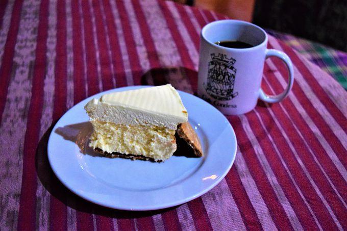 チーズケーキが人気!「Cafe Condesa」