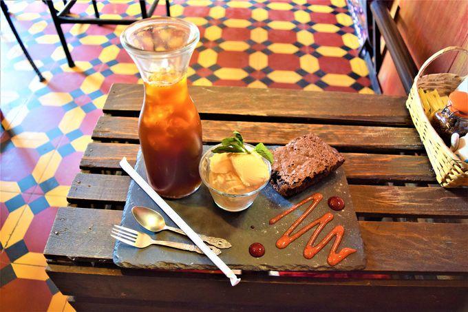 オシャレ度No.1!「Cafe Boheme」