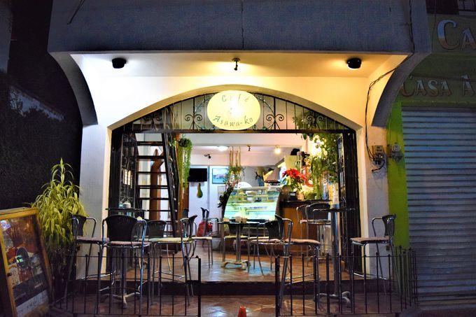 パナハッチェルはカフェやお土産の宝庫!