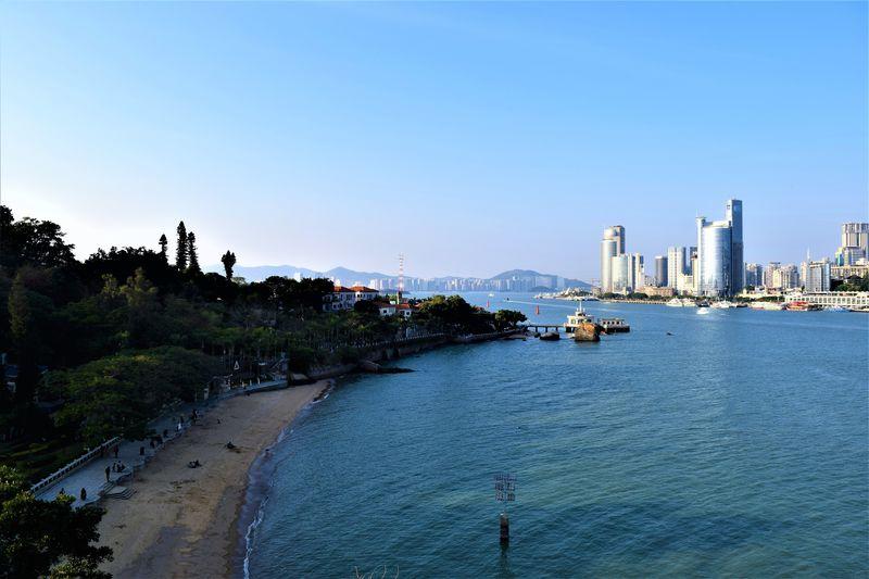 異国情緒と素敵な景色!厦門「コロンス島」は世界遺産の小さな島
