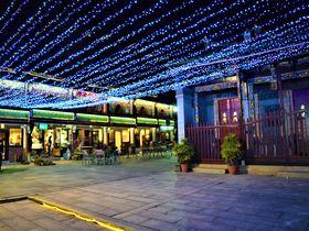 幻想的なライトアップ!懐かしさ漂う台湾「金門」の夜観光