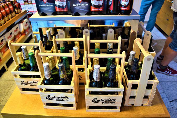 ビール派はココ!「ブドヴァイゼル・ブドヴァル工場」