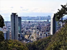 絶景の連続!神戸・再度山で楽しむ「布引の滝」と「布引貯水池」