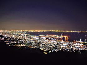 神戸観光で夜景は外せない!ロマンチックな夜景スポット5選