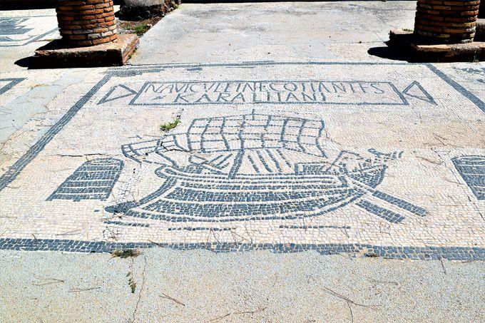 古代ローマのお店事情!ファストフードも?