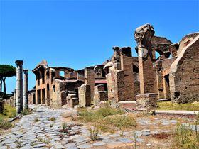 古代の暮らしを知る!ローマ近郊「オスティア・アンティカ」で古代散歩