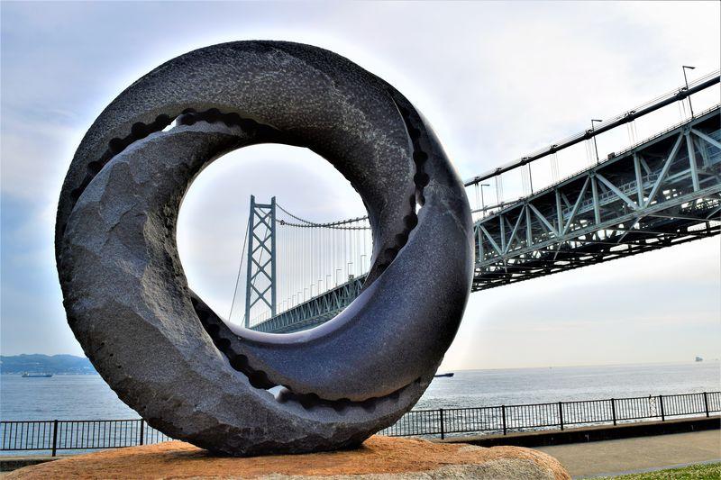 海上47mの世界も!神戸「舞子公園」で明石海峡大橋を楽しもう