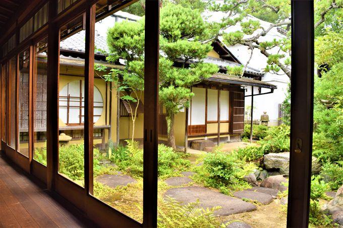昭和初期の貴重な数寄屋造り!「旧木下家住宅」
