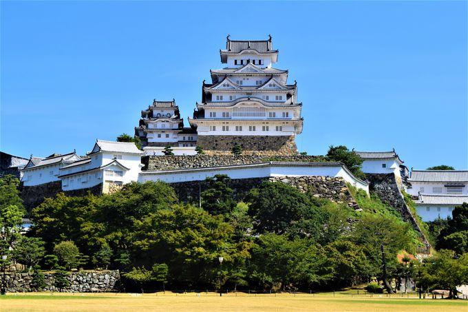 幸運の城?姫路城の歴史をおさらい