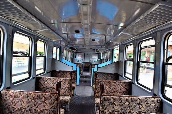 列車も可愛い!ブダペストから1時間