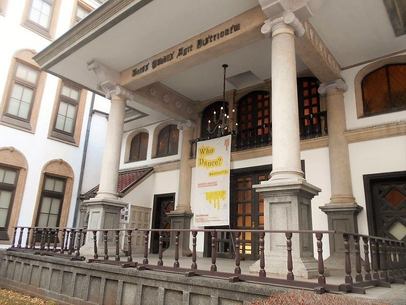 演劇博物館は、建物自体が劇場資料になっている!